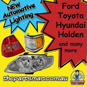 HEAD LIGHTS TAIL LIGHTS CORNER LIGHTS Ford Holden Toyota & More Adelaide CBD Adelaide City Preview