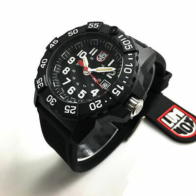 Men's Luminox Navy SEAL Trident Diver's 45mm Watch 3501
