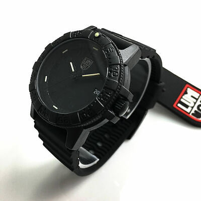 Midsize Luminox Leatherback Sea Turtle Blackout Watch 0301.BO