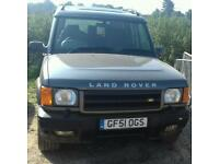 Landrover discovery td5 just had full service