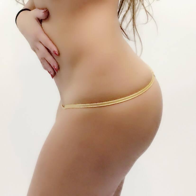 GOGO Minislip G-String Bikini Slip Sexy Tanga Strip Wetlook pink micro 36-42