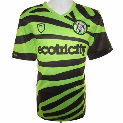 2019-2020 Forest Green Rovers Home Football Shirt, Player Layer, Medium (BNWT) image