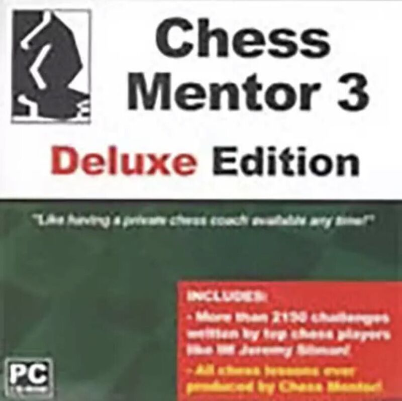 🔥 Chess Mentor 3 - DELUXE Edition Chess