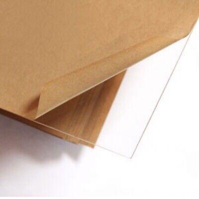 Clear Acrylic Plexiglass Sheet 116 X 24 X 48