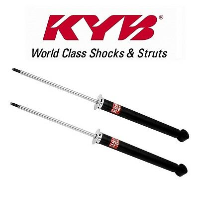 For Chevy Cruze Volt Set of 2 Rear Shock Absorbers KYB Excel-G 348032