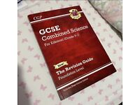 GCSE Combined Science Revision Guide Foundation Edexcel