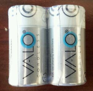 Valo Cordless Rechargable Batteries Double Pack Battery