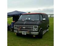 Chevy Vandora Dayvan / GMC G20
