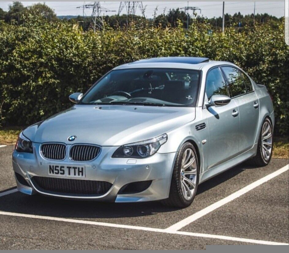 Bmw M5 E60 V10 In Hilperton Wiltshire Gumtree