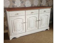 Upcycled sideboard - Annie Sloan