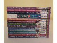 14 Holly Webb Animal Books all in Excellent Condition