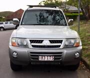 2005 Mitsubishi Pajero Platinum Edition Woody Point Redcliffe Area Preview