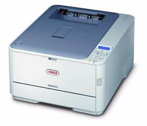 Brand New OKI C531dn Color Laser Printer C300 / C500 Series