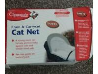 Clippasafe Pram&Carrycot Cat Net