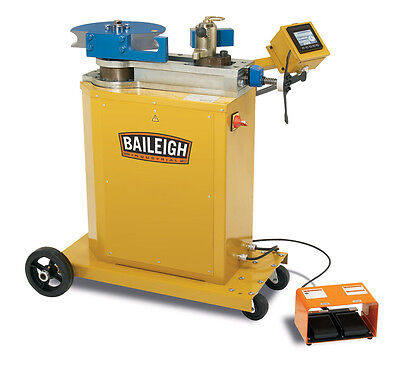 New Baileigh Rdb-250 Rotary Draw Pipe Tube Bender