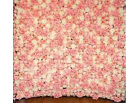 Flower Wall Wedding Party Flowers Backdrop Bridal Showers Hen Parties Mhendi Birthday