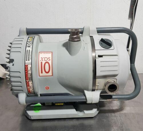 Edwards Dry Scroll Vacuum Pump XDS10