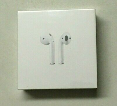 Apple AirPods 2nd Generation w/ Wireless Charging Case New Sealed w/ Warranty