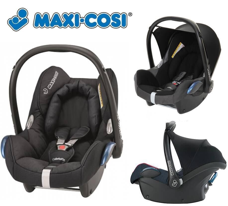 RRP £100+ MAXI COSI Cabriofix CAR SEAT in GREAT Condition! Suitable