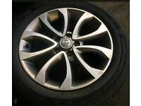 Nissan qashqai alloy wheels
