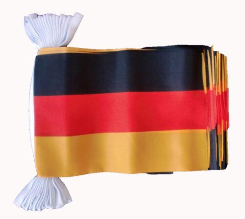 GERMANY FLAG BUNTING 9 metres 30 flags GERMAN MUNICH