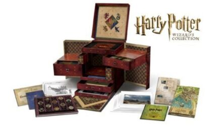 Harry Potter Wizards Collection Jannali Sutherland Area Preview