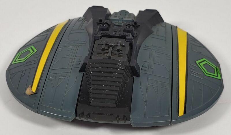 Vintage 1968 Mattel Battlestar Galactica Cylon Raider No Pilot Or Missiles