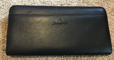 Mens Samsonite Travel Organizer Wallet Leather