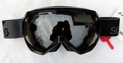 ce5cfd6b5ef9  120 Scott Mens Notice OTG Over The Glasses Black Grey Ski Goggles NL-32  Chrome