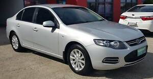 2014 Ford Falcon FG MkII XT EcoLPi silver Tullamarine Hume Area Preview