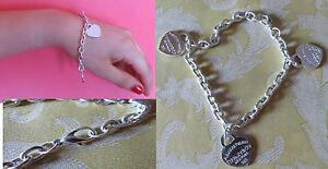 bracciale-con-cuoricini-charms-in-metallo-color-argento