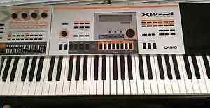 Casio XWP1 Digital Synthesizer Keyboard plus KRK Rokit 5 speakers Alexander Heights Wanneroo Area Preview