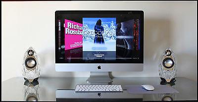 *EPIC CORE i7* Apple iMac 27 3.4Ghz RAM-16GB HD-1TB VRAM-1GB WARRANTY & MORE!