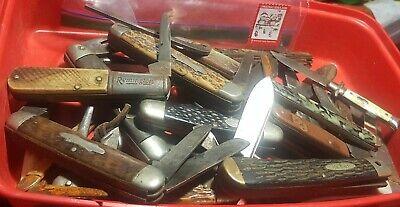 ROBESON CASE WESTERN STATES WARDS KA BAR REMINGTON for knife Parts/Repair