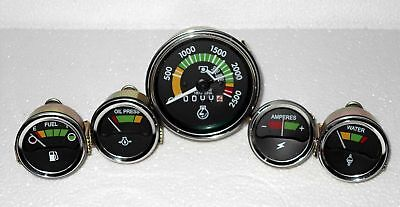 Mf Massey Ferguson Tractor Gauges Kit 20 20d 20e 20f 230 231 235 240 245 250