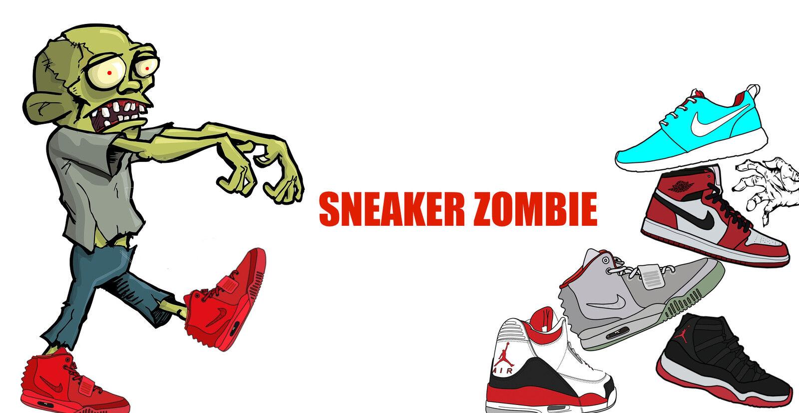 Sneaker Zombie