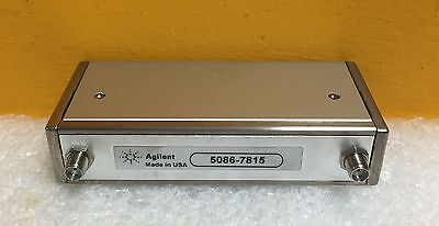 Agilent Hp 5086-7815 Dc To 4 Ghz70db 24vdc Sma Programmable Attenuator New
