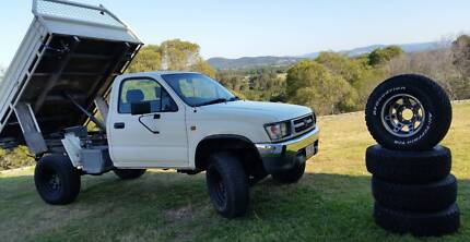 1997 Toyota Hilux Ute 189000kms 9g without alloys Cornubia Logan Area Preview