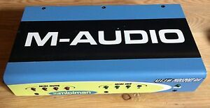 M-Audio midi interface 4 x 4