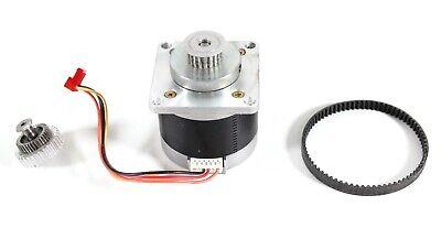Hobart Quantum Ml-29032-bj Commercial Deli Scale Label Feed Motor Gear Belt