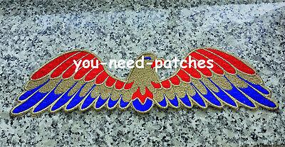 Elvis Presley jumpsuit cape american eagle COLLAR PATCH - Elvis Jumpsuits