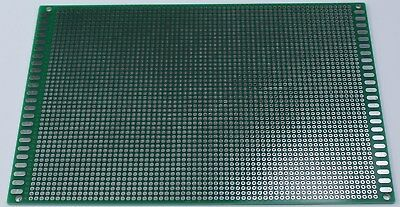 Double Sided Pcb Universal Proto Perf Board Through Plated 1218 12 X 18 Cm