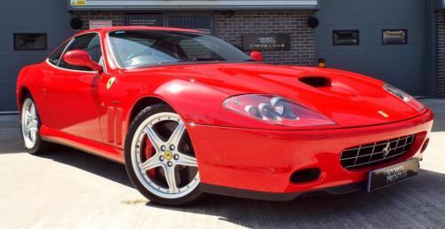 Ferrari 575 by UK Sports & Prestige, Knaresborough, North Yorkshire