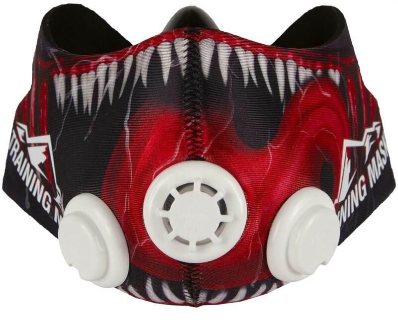 Training Mask - Elevation Training Mask 2.0 Sleeve Venomous - Medium