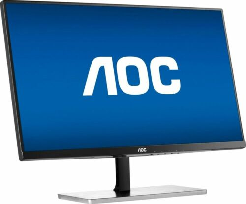 "AOC i2779vh 27"" IPS LED FHD Monitor Black/silver I2779VH"