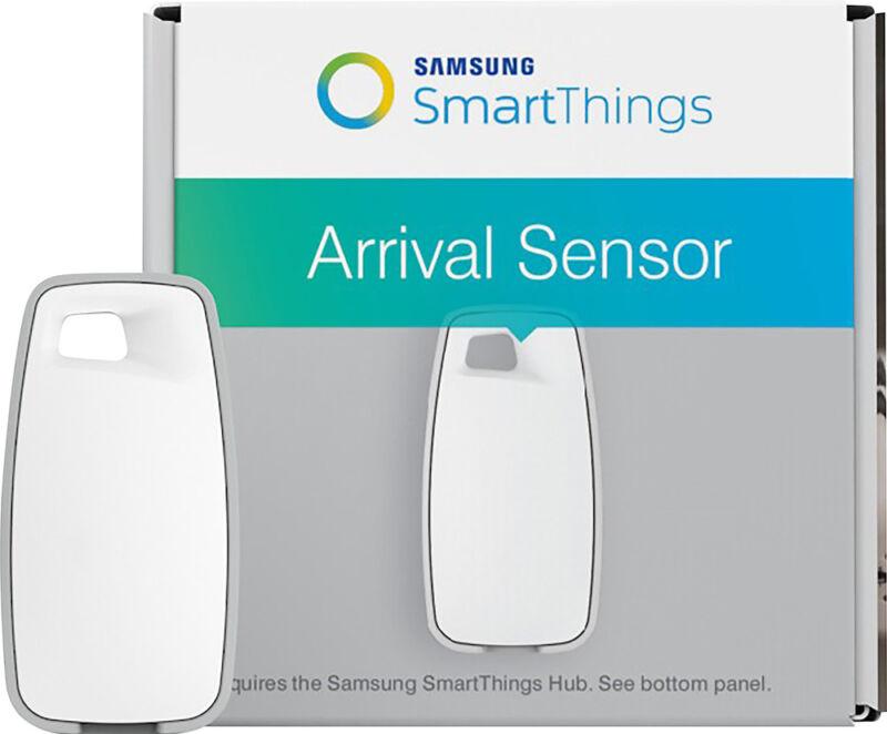 Samsung - SmartThings Arrival Sensor - White