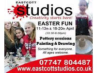 Pottery & Ceramics lessons and open sessions