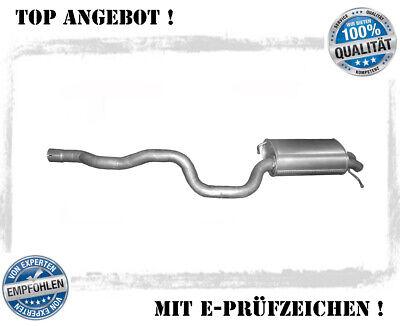 Flexrohr VW Transporter V T5 2.5 TDi 130 174PS LWB BUS Auspuff AEN Rohr Vorne