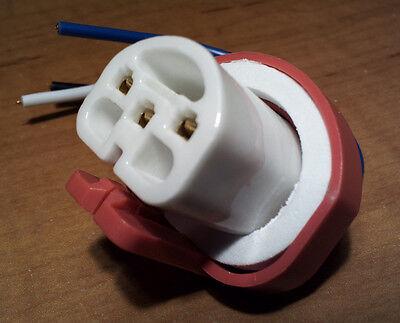 9004 Hb1 9007 Hb5 Male Female 3 Wire Harness Pigtail Halogen Light Bulb Socket