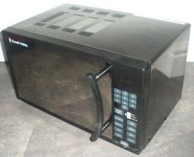 Russell Hobbs 17 Litre Black Digital Microwave Oven